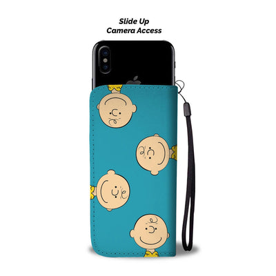 Charlie Brown - Snoopy Wallet Case 14 - CreatedOn Disney