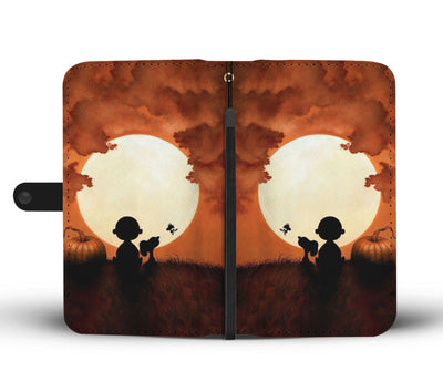 Charlie Brown & Snoopy - Snoopy Wallet Case 18 - CreatedOn Disney