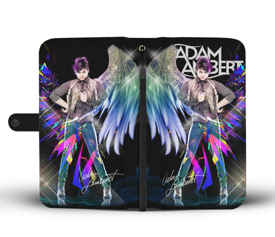 Adam Lambert Wallet Case 4