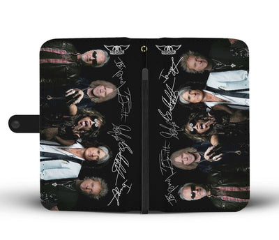 Aerosmith Wallet Case 2 - CreatedOn Disney