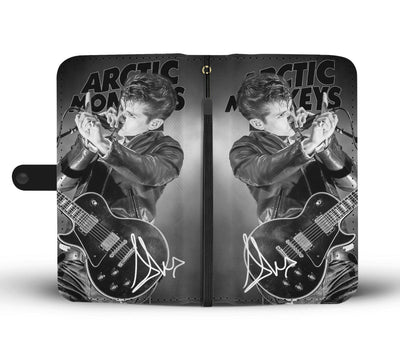 Arctic Monkeys Wallet Case 2 - CreatedOn Disney