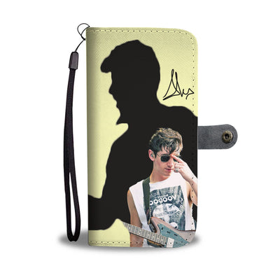 Arctic Monkeys Wallet Case 4 - CreatedOn Disney