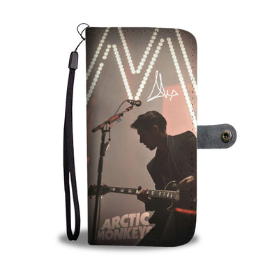 Arctic Monkeys Wallet Case 6 - CreatedOn Disney