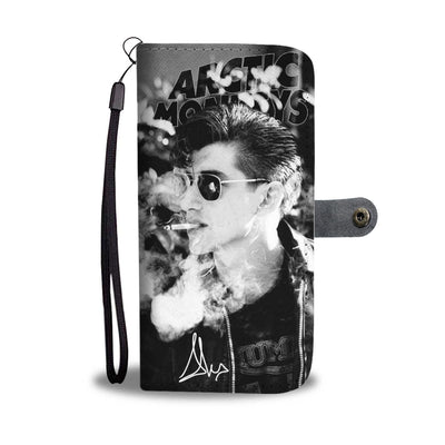 Arctic Monkeys Wallet Case 7