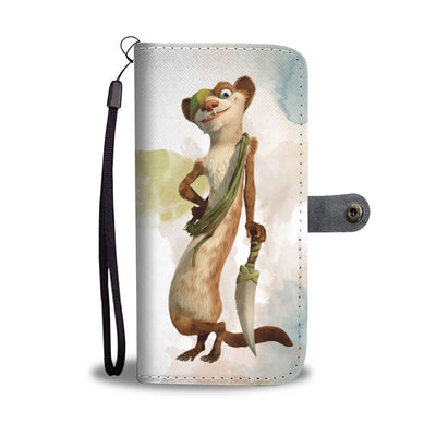 Buck - Ice Age Wallet Case 10