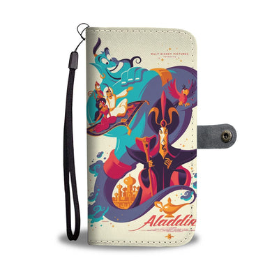 Aladdin Wallet Case 6