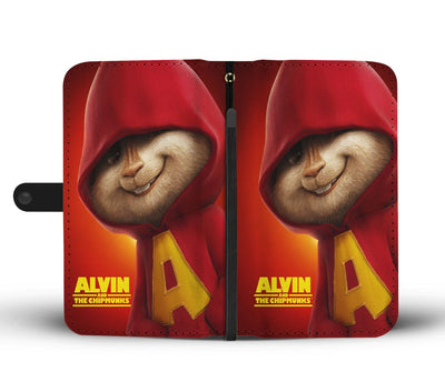 Alvin - Alvin And The Chipmunks Wallet Case 8 - CreatedOn Disney