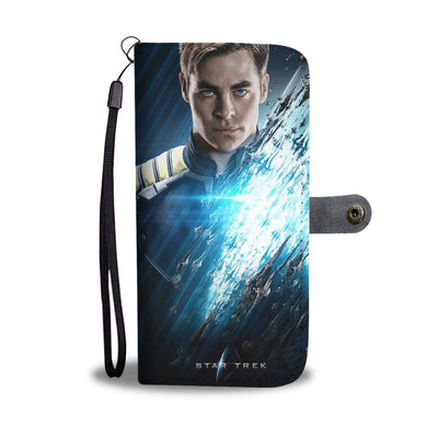 Captain James T. Kirk - Star Trek Wallet Case 4 - CreatedOn Disney