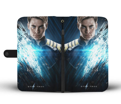 Captain James T. Kirk - Star Trek Wallet Case 4