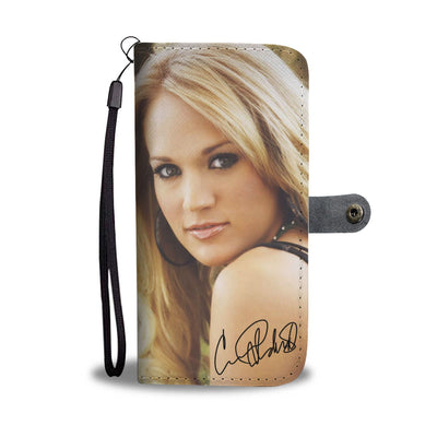 Carrie Underwood Wallet Case 5 - CreatedOn Disney