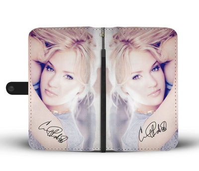 Carrie Underwood Wallet Case 7