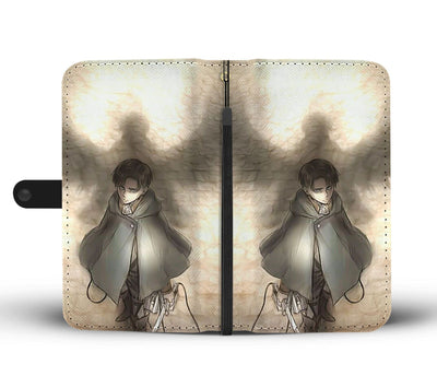 Attack on Titan Wallet Case 7 - CreatedOn Disney