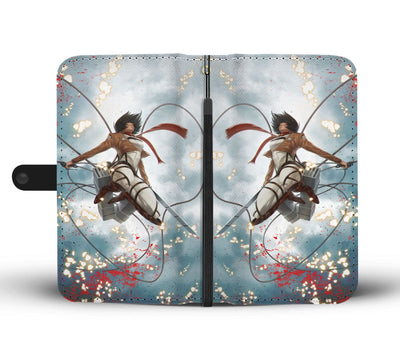 Attack on Titan Wallet Case 10