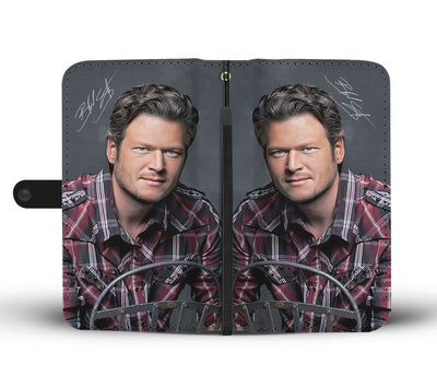 Blake Shelton Wallet Case 1 - CreatedOn Disney