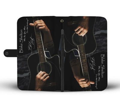 Blake Shelton Wallet Case 2