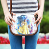Beauty and The Beast Saddle Bag 6