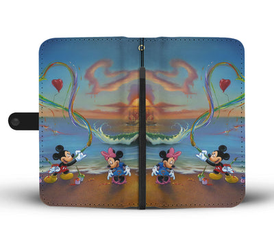 Mickey Wallet Case 16