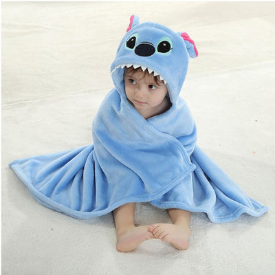 Baby Stitch Bath Towel - CreatedOn Disney