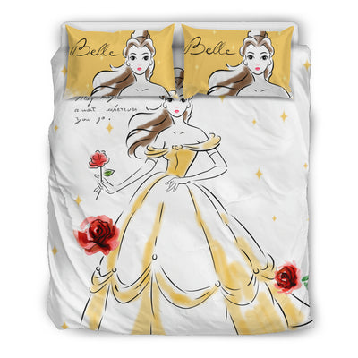 Belle Disney Bedding Set 1