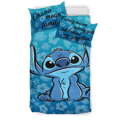 Stitch Ohana Bedding Set - CreatedOn Disney