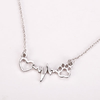 IN MY HEART DOG LOVER PENDANT - CreatedOn Disney