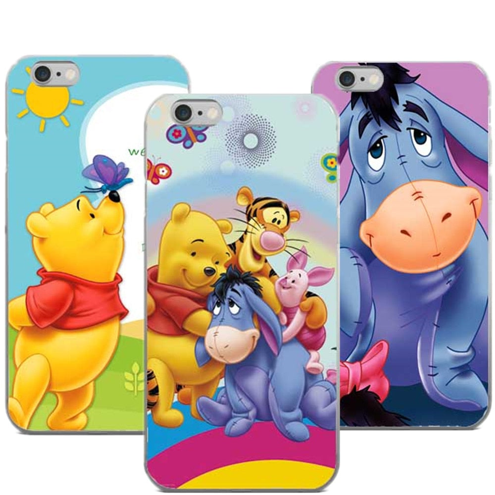low priced e2871 4a4ed The Winnie Pooh Phone Cases