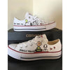 Snoopy & Charlie brown Low Top Shoes 1 - CreatedOn Disney