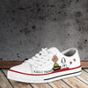 Snoopy & Charlie brown Low Top Shoes 1