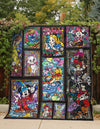 DISNEY FABRIC QUILT - CreatedOn Disney