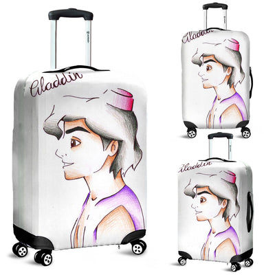 Aladdin Disney Luggage Cover 4