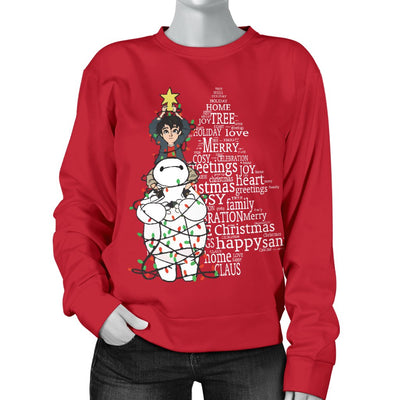 Big Hero 6 Christmas Sweater 1 - CreatedOn Disney