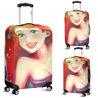 Ariel Disney Luggage Cover 2