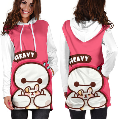Baymax Disney Hoodie Dress 5 - CreatedOn Disney