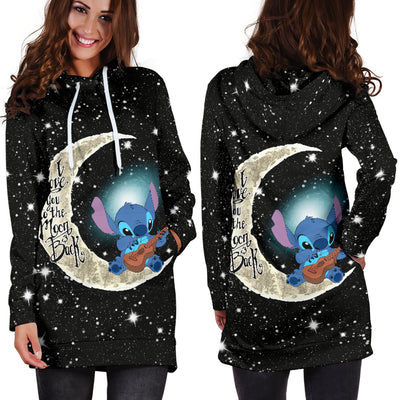 Stitch Halloween Hoodie Dress 2 - CreatedOn Disney