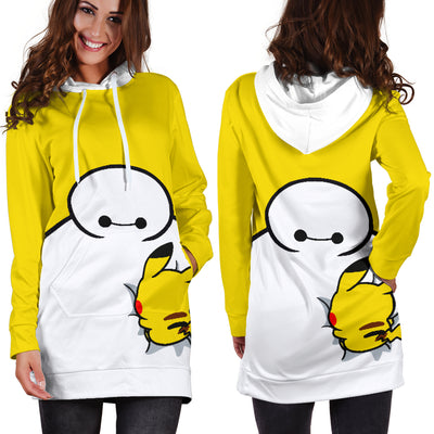 Baymax Disney Hoodie Dress 6 - CreatedOn Disney