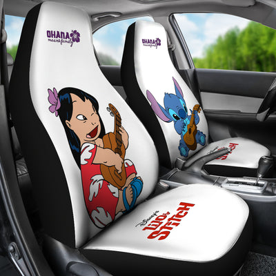 Lilo & Stitch Disney Car Seat Covers 3