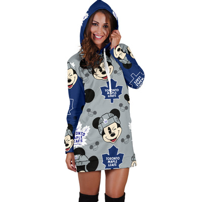 Mickey Hoodie Dress 46