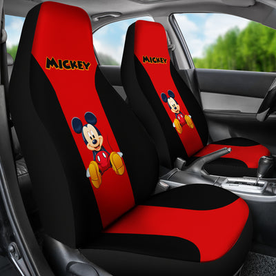 Mickey Car Seat Covers 3