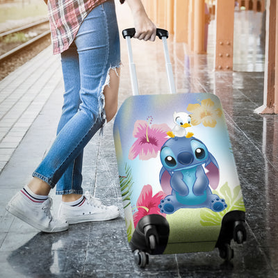 Stitch Disney Luggage Cover 5