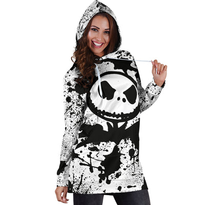 Jack Skellington Hoodie Dress 6 - CreatedOn Disney