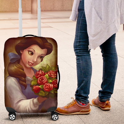 Beauty and The Beast Disney Luggage Cover 6