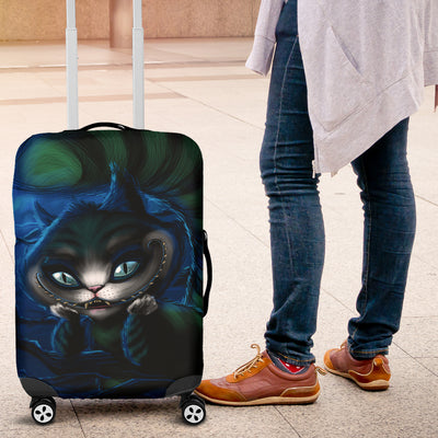 Alice in Wonderland Luggage Cover 4