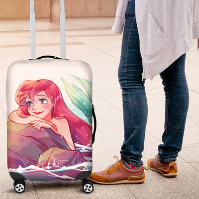 Ariel Disney Luggage Cover 5
