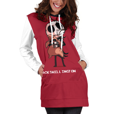 Jack Skellington Disney Hoodie Dress 1 - CreatedOn Disney