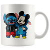 Stitch & Mickey Disney Mug