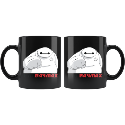 Baymax Big Hero 6 Mug 2 - CreatedOn Disney