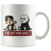 Harry Potter & Voldemort Mug