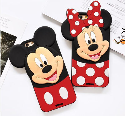 the best attitude 01ae8 0d20c Mickey/Minnie Mouse Phone Case