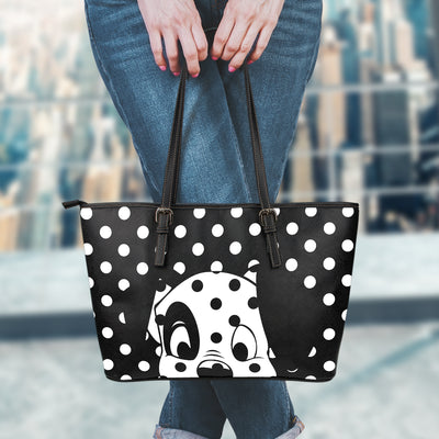 101 Dalmatians Leather Tote Bag - CreatedOn Disney