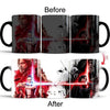 Star Wars The Last Jedi Heat-Changing Mug
